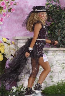 Custom Black Size 2 Jumpsuit Fun Fashion Romper/Jumpsuit Dress on Queenly