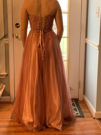 Camille La Vie Pink Size 2 Corset Ball gown on Queenly