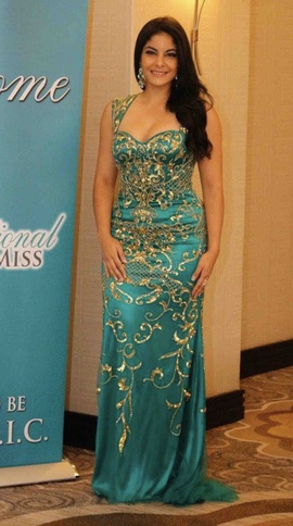 Alyce Paris Blue Size 4 Teal Straight Dress on Queenly