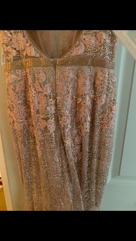 Jovani Pink Size 6 Prom Mermaid Dress on Queenly