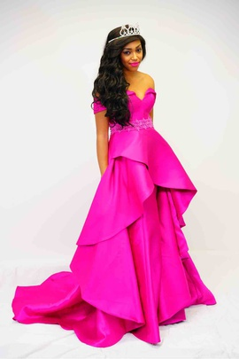Mac Duggal Pink Size 6 Tall Height Train Dress on Queenly