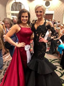 Sherri Hill Black Size 2 Custom Mermaid Dress on Queenly