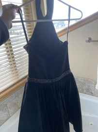 Sherri Hill Black Size 6 Homecoming Two Piece Cocktail Dress on Queenly