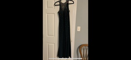 Morgan & Co Green Size 0 Prom Mermaid Dress on Queenly