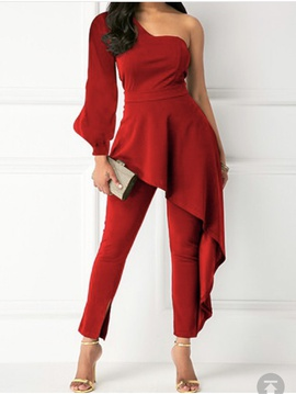 Red Size 10 Romper/Jumpsuit Dress on Queenly