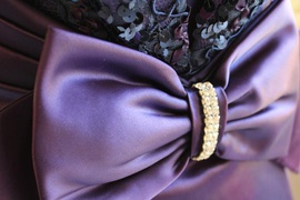 Bari Jay Purple Size 4 Straight Dress on Queenly