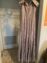Gold Size 4 Mermaid Dress on Queenly