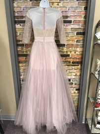 Tony Bowls Pink Size 0 Prom Ball gown on Queenly