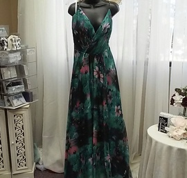 Queenly size 20 Alyce Paris Multicolor A-line evening gown/formal dress