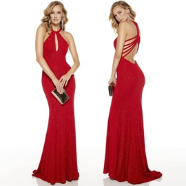 Alyce Paris Red Size 4 Straight Dress on Queenly