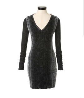 Queenly size 12 Guess Black Cocktail evening gown/formal dress