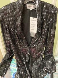 Jovani Black Size 0 Romper/Jumpsuit Dress on Queenly
