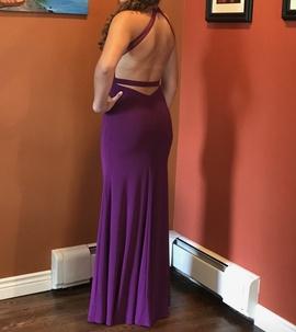 Alyce Paris Purple Size 8 Prom Light Green Mermaid Dress on Queenly
