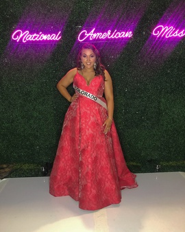Pink Size 18 Ball gown on Queenly