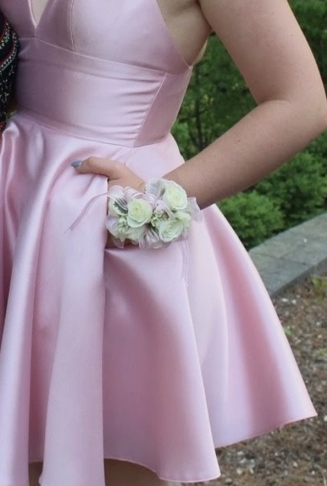 Sherri Hill Pink Size 6 Prom Homecoming Mini Straight Dress on Queenly