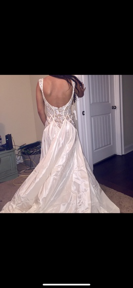 Sherri Hill White Size 6 Wedding Custom Ball gown on Queenly