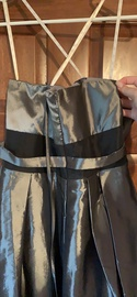 Silver Size 12 A-line Dress on Queenly