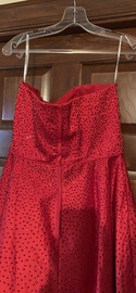 Sherri Hill Red Size 8 Homecoming Pockets A-line Dress on Queenly