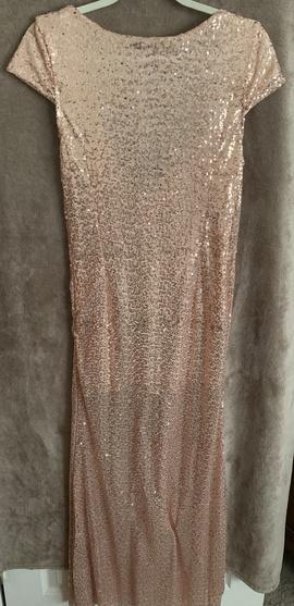 Pink Size 10 Straight Dress on Queenly