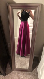 Queenly size 10 Patra Ltd Pink Ball gown evening gown/formal dress