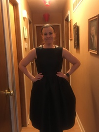 Jovani Black Size 8 Cocktail Dress on Queenly