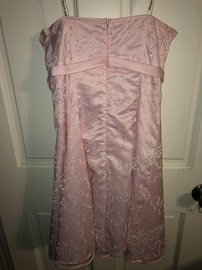 Morgan & Co Pink Size 6 Mini Cocktail Dress on Queenly