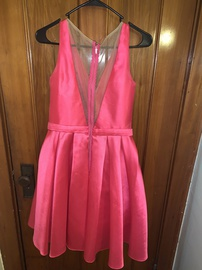 Sherri Hill Pink Size 8 Cocktail Dress on Queenly