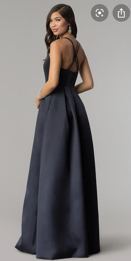 Harper & Lemon Blue Size 00 Ball gown on Queenly