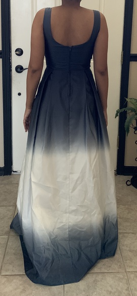 Teeze Me Blue Size 8 Straight Dress on Queenly