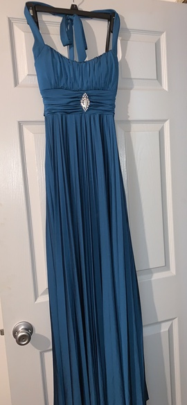 Speechless Blue Size 6 A-line Dress on Queenly