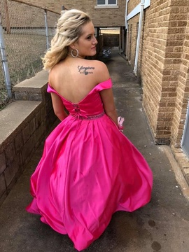 Sherri Hill Pink Size 2 Corset Ball gown on Queenly