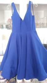 Mac Duggal Blue Size 8 Cocktail Dress on Queenly