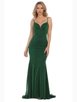 Let's Green Size 2 Backless Corset Mermaid Dress on Queenly