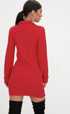Red Size 00 Cocktail Dress on Queenly
