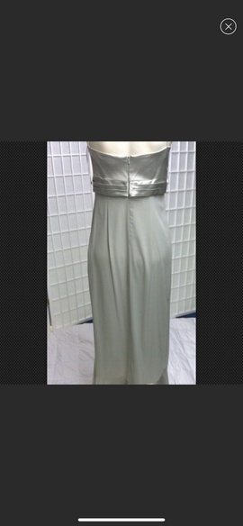 Mon Cheri- Montage Green Size 8 Side slit Dress on Queenly
