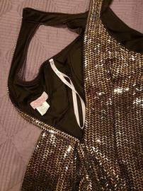 Jovani Black Size 4 Halter Cocktail Dress on Queenly