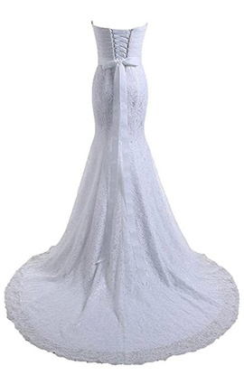 White Size 24 Mermaid Dress on Queenly
