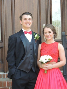 Rachel Allan Red Size 2 Prom Short Height Ball gown on Queenly