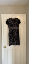 Lilly Pultizer Black Size 10 Homecoming Cocktail Dress on Queenly