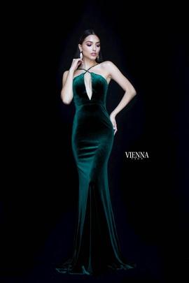 Queenly size 00 Vienna Green Mermaid evening gown/formal dress