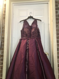 Queenly size 20 Royal Queen Multicolor Ball gown evening gown/formal dress