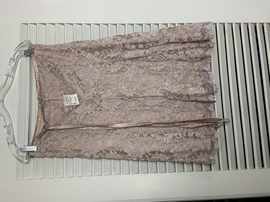 Pink Size 8 A-line Dress on Queenly