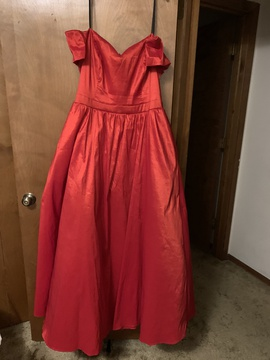 Queenly size 20 Bee Darlin Red Ball gown evening gown/formal dress