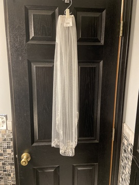 White Size 18 A-line Dress on Queenly