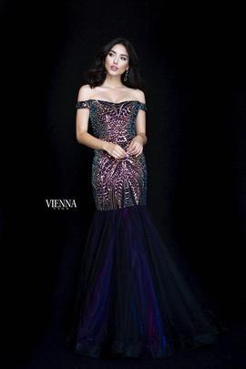 Black Size 16 Mermaid Dress on Queenly
