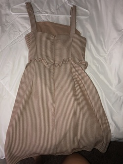 selfie Nude Size 6 Tall Height Cocktail Dress on Queenly