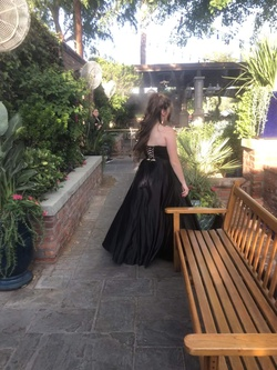 Windsor Black Size 12 Ball gown on Queenly