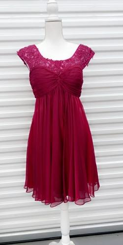 La Femme Pink Size 6 Cocktail Dress on Queenly