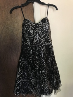 Queenly size 10 GB Black Cocktail evening gown/formal dress