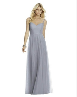 Queenly size 14 After Six Blue Ball gown evening gown/formal dress